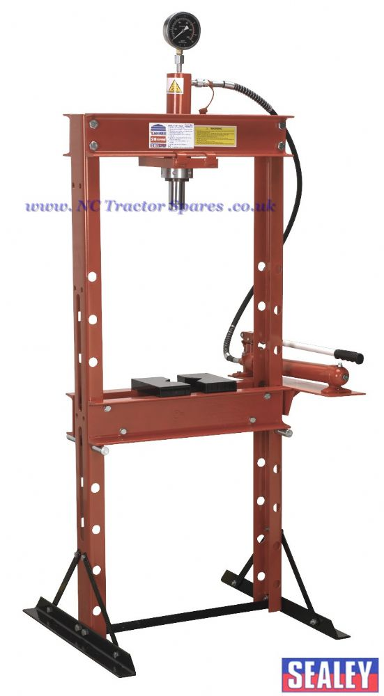 Hydraulic Press 20tonne Floor Type.